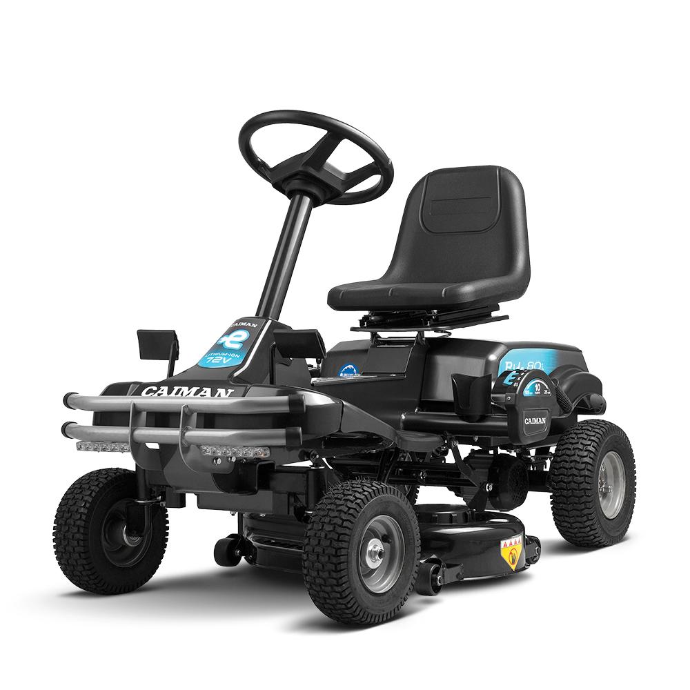 Машина газонокосильная аккумуляторная Caiman Rido 80i