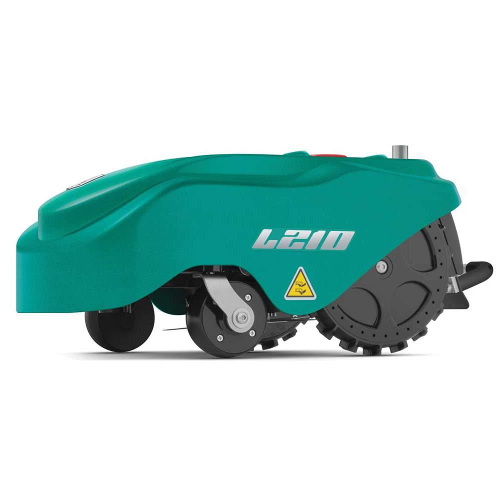 Робот-газонокосилка L210