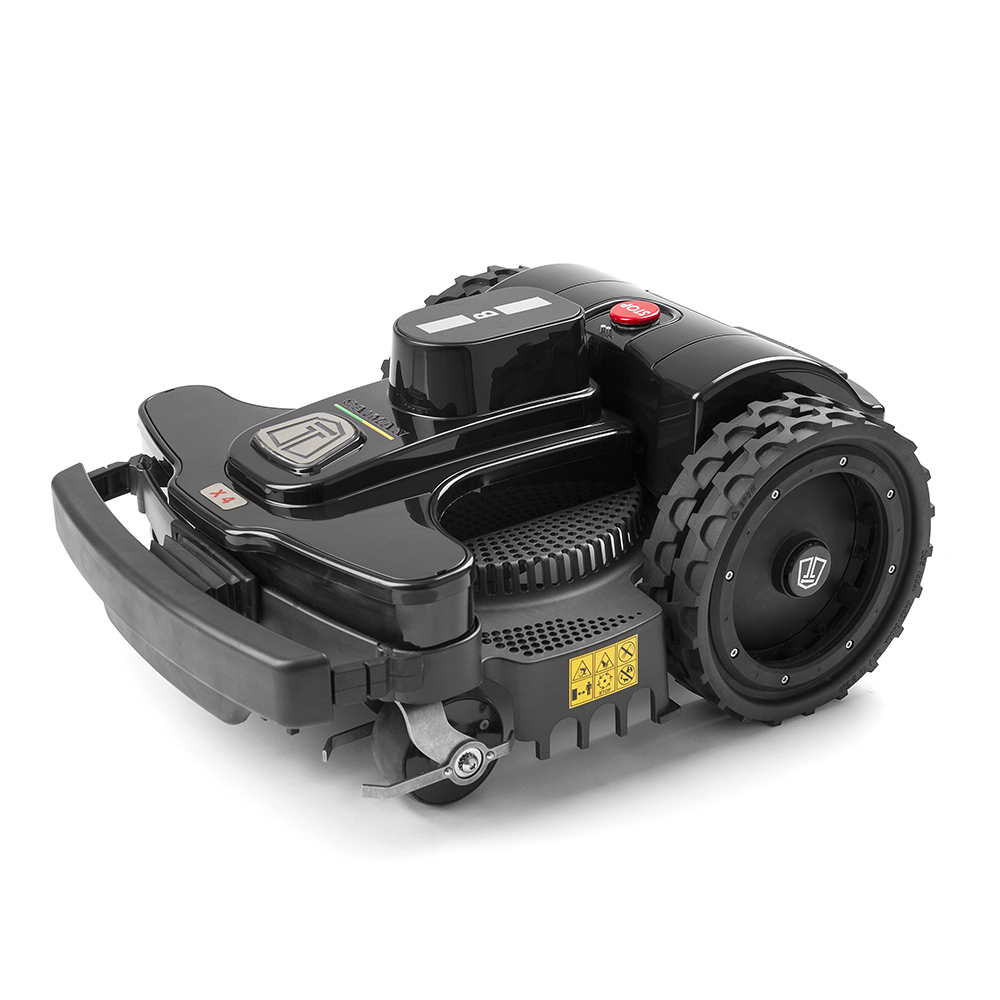 Робот-газонокосилка Caiman Tech X4 Basic Premium