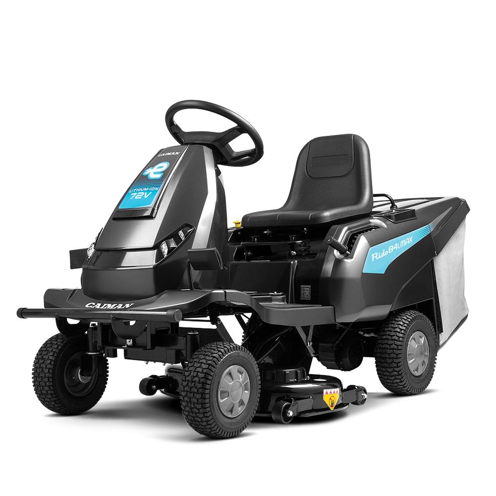 Машина газонокосильная аккумуляторная Caiman Rido 84i Max