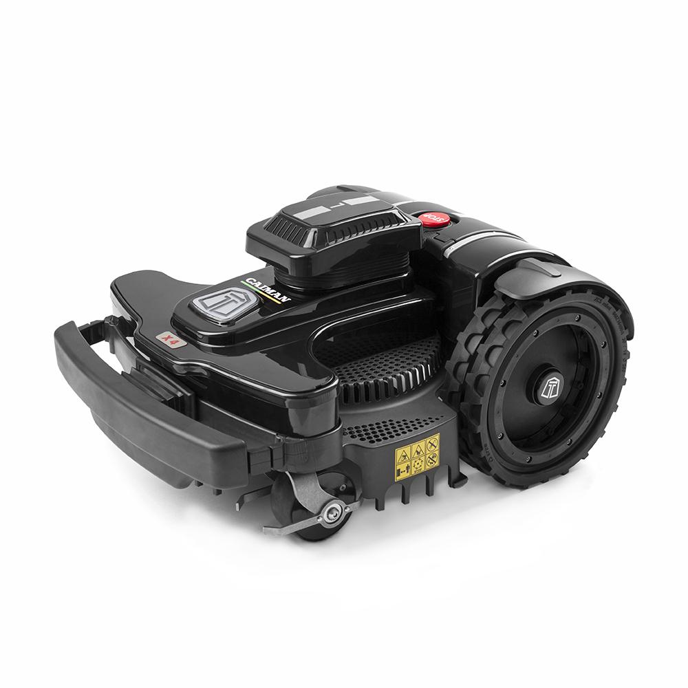 Газонокосилка робот Caiman Tech X4 Elite Premium