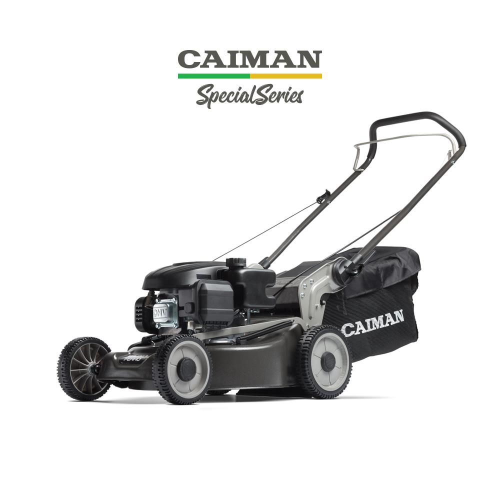 Профессиональная газонокосилка Caiman Ferro 47CP