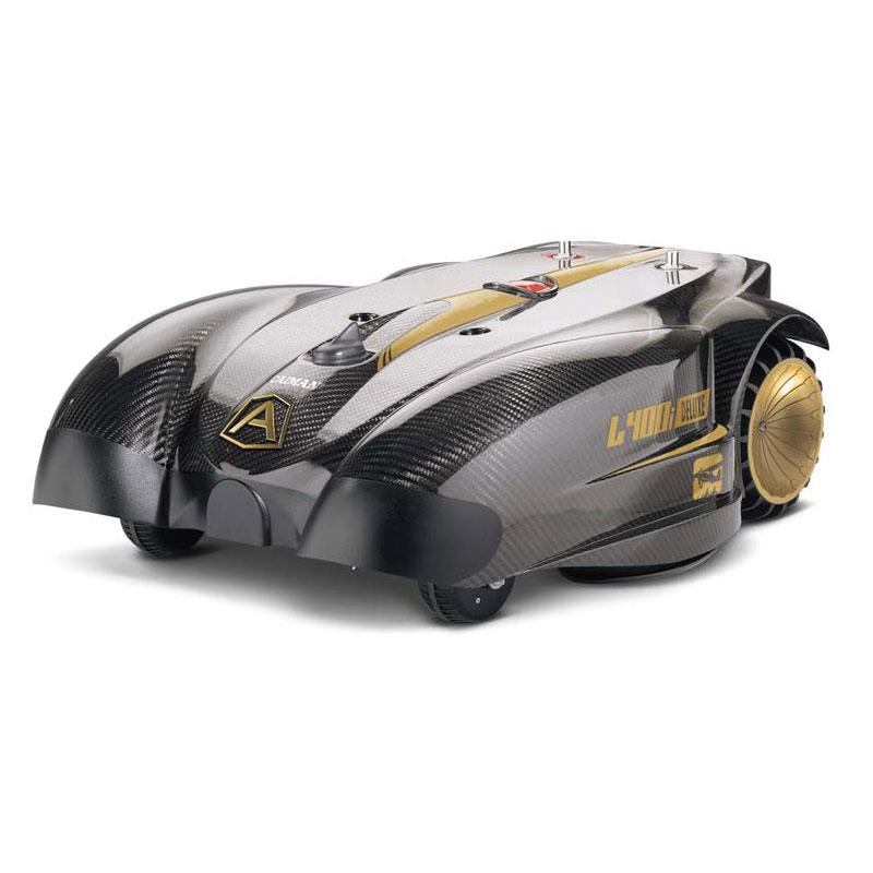Робот-газонокосилка L400i B Carbon